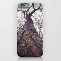 iPhone & iPod Case featuring Tree of life by Olivier P.