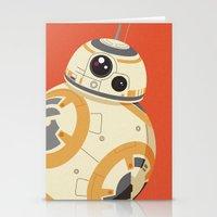 BB 8ight Stationery Cards