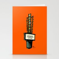The Garland Theater, Spokane, WA Stationery Cards