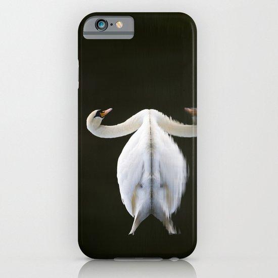 MUTE SWAN iPhone & iPod Case