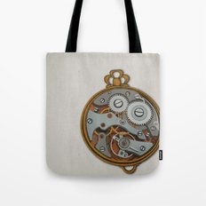 Pieces of Time Tote Bag