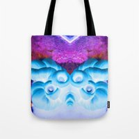 Sea Creature #1: Deep Sea Bioluminescence  Tote Bag