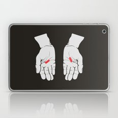 Red Pill, Red Pill Laptop & iPad Skin