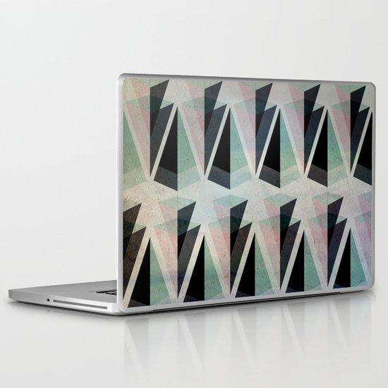 Solids Invasion Laptop & iPad Skin