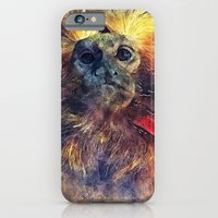 monkey iPhone & iPod Cases featuring Monkey by jbjart