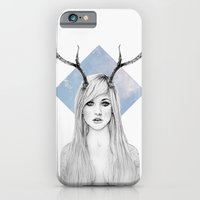 iPhone & iPod Case featuring La Belle Degout by Isaiah K. Stephens