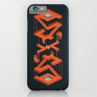Monument Maze iPhone 6 Slim Case