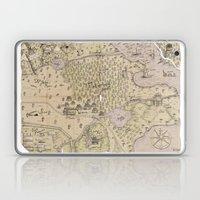 Rough Terrain Laptop & iPad Skin