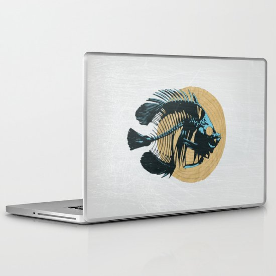 Carnivore Laptop & iPad Skin