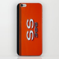 Chevy Super Sport 396 iPhone & iPod Skin