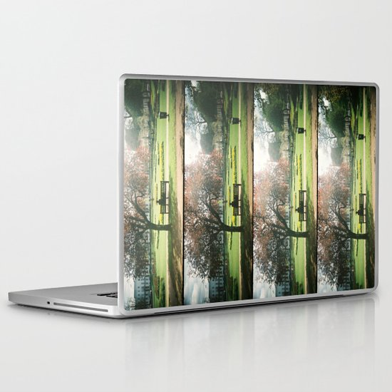 Imagination Garden Laptop & iPad Skin