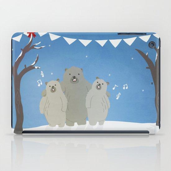 Winter Bears iPad Case