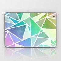 Rainbow Fractal  Laptop & iPad Skin