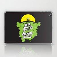 Coming Up Daisies Laptop & iPad Skin
