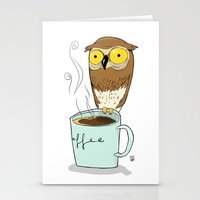 Can't sleep? Stationery Cards