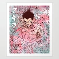 Contained Art Print