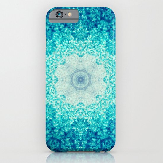 Blue Waves iPhone & iPod Case