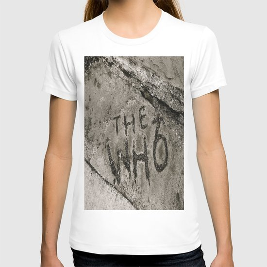 The Who T-shirt