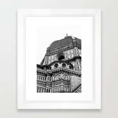 DUOMO II Framed Art Print