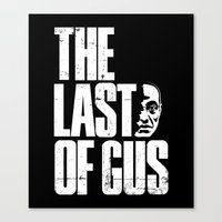 The Last Of Gus Canvas Print