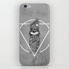 One Eyed iPhone & iPod Skin
