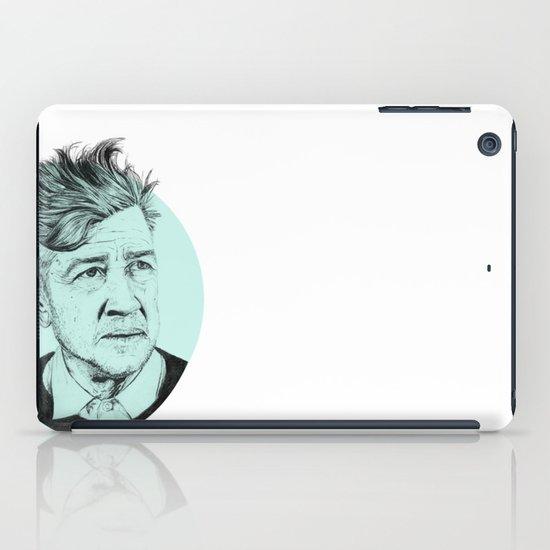David Lynch iPad Case