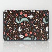 Floral Fusion iPad Case