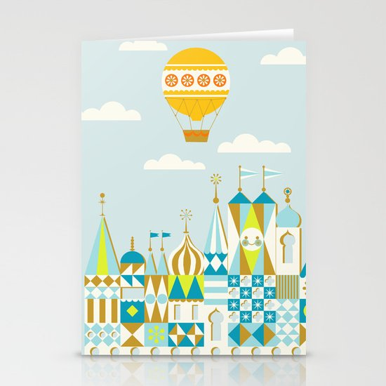 Small Magic Stationery Card