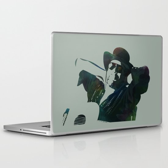 Hank Laptop & iPad Skin