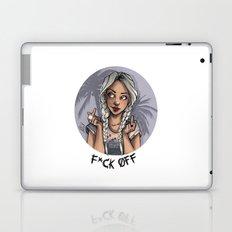 F*ck Off Laptop & iPad Skin