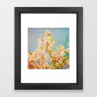 Miami Summer II Framed Art Print
