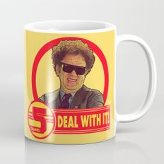 DEAL WITH IT!   Channel 5   Brule Mug