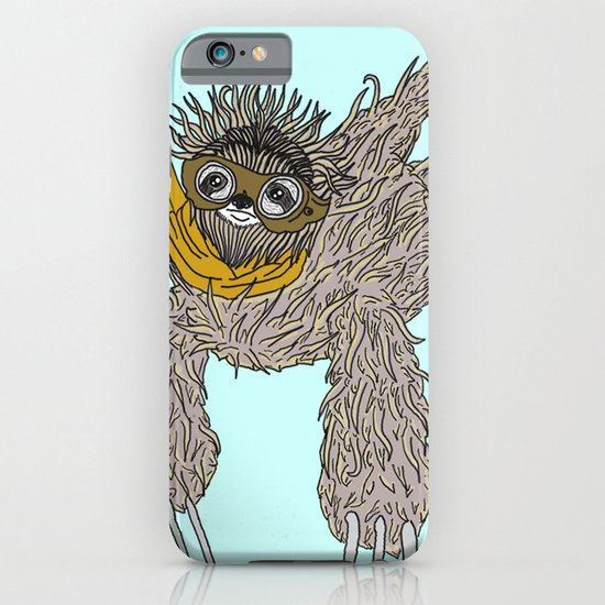 Impulsive Sloth iPhone & iPod Case