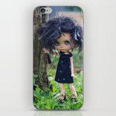 Blythe doll iPhone & iPod Skin