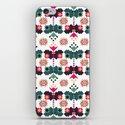 Bulgarian embroidery pattern 02 iPhone & iPod Skin