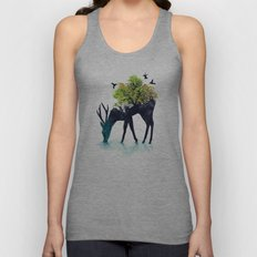 Watering (A Life Into It… Unisex Tank Top