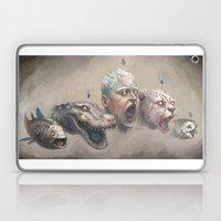 Arr Laptop & iPad Skin
