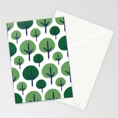ROUND TREE Stationery Cards