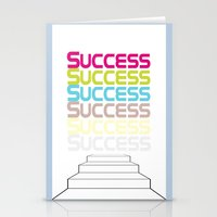 Success Stationery Cards