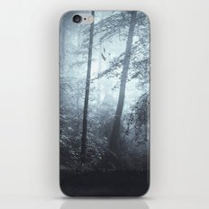 Blue Mystic ForesT iPhone & iPod Skin