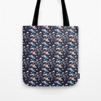 Wicked Waters Tote Bag