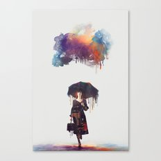 The Less I Know The Better Canvas Print