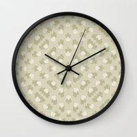 A  Kaleidoscope Of Heart… Wall Clock