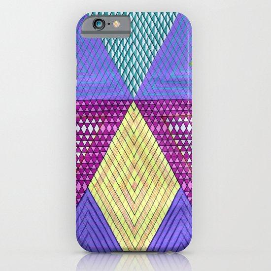 Isometric Harlequin #9 iPhone & iPod Case