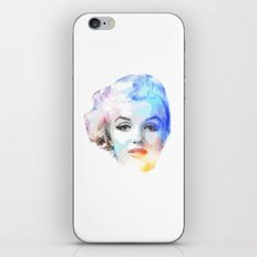 The Blond Bombshell iPhone & iPod Skin