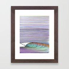 Groundswell Framed Art Print