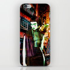 Hungry Ghost iPhone & iPod Skin