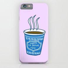 coffee addict! iPhone 6 Slim Case