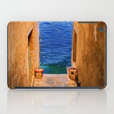 Stairs To The Sea iPad Case