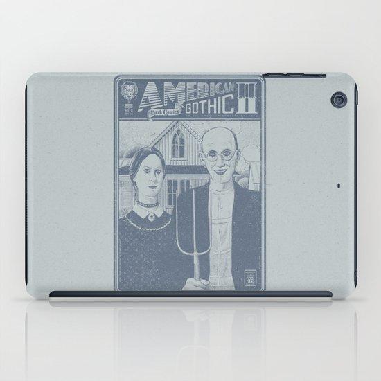 American Gothic II iPad Case